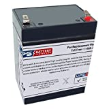 New 12 Volt Battery for ION Audio Game Day Portable Speaker Compatible Replacement by UPSBatteryCenter
