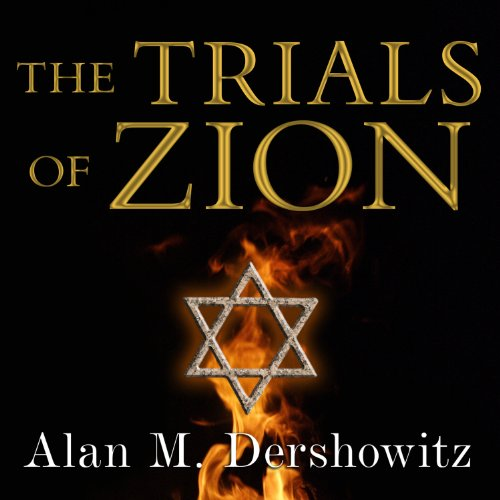 The Trials of Zion audiobook cover art