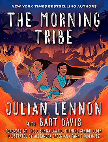 The Morning Tribe: A Graphic Novel (English Edition)