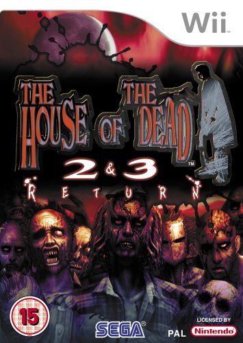 [Import Anglais]The House Of The Dead 2 & 3 Return Game Wii