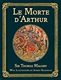 Le Morte d'Arthur by Sir Thomas Malory (illustrated) (English Edition)