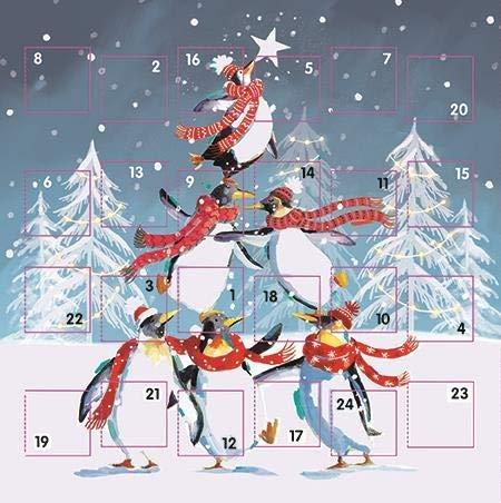 Ling Pinguin Gymnastik Adventskalender