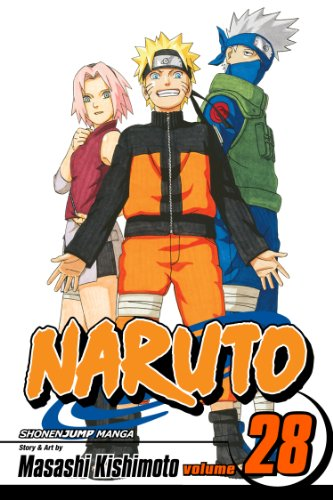 Naruto, Vol. 28: Homecoming (Naruto Graphic Novel) (English Edition)