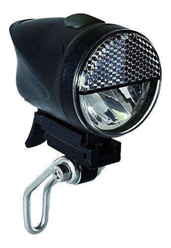 Büchel Akku Sport Frontscheinwerfer, schwarz, 50640