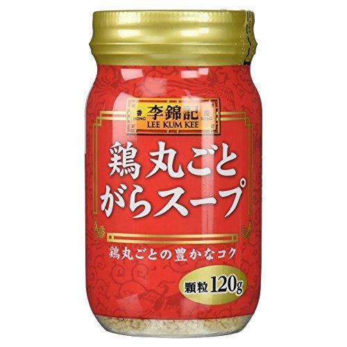 S&B 李錦記 鶏丸ごとがらスープ(ボトル) 120g