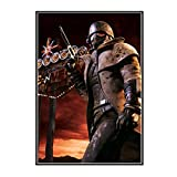 chtshjdtb Fallout New Vegas Poster Fallout Spiel Wandkunst