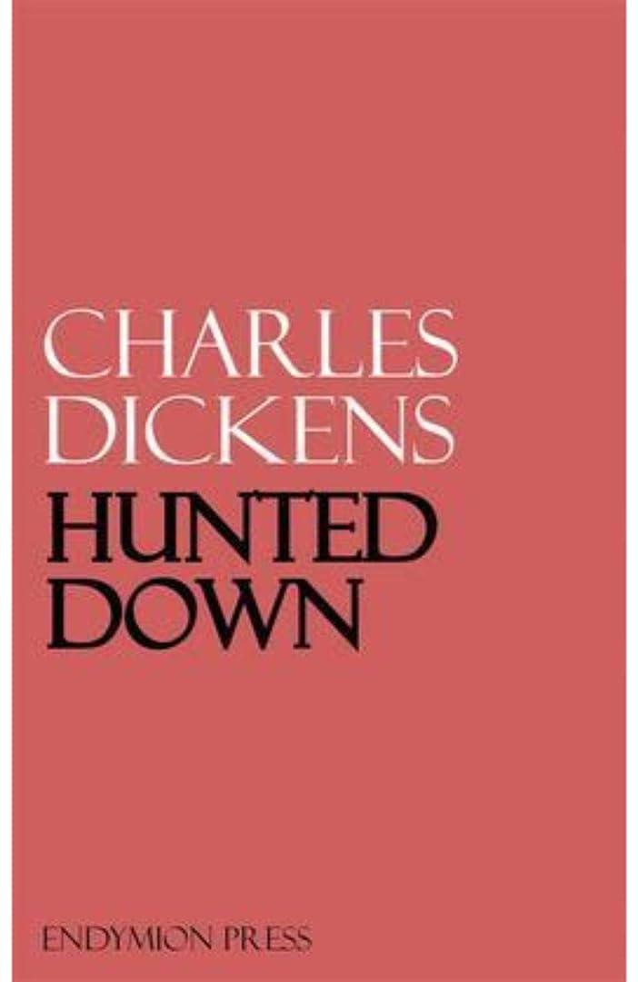 割れ目山積みの積分Hunted Down (English Edition)
