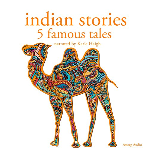 Indian Stories: Five Famous Tales cover art