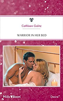 Warrior In Her Bed by [Cathleen Galitz]