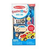 Melissa & Doug DYO – Wooden Race Car