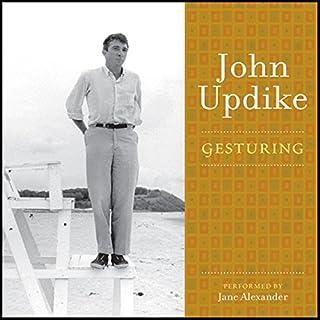 Gesturing audiobook cover art