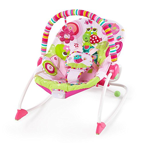Bright Starts, Rocker - Raspberry Garden