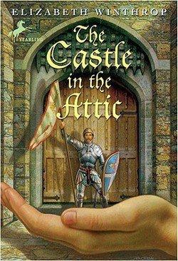 Elizabeth Winthrop: The Castle in the Attic (Paperback); 1996 Edition