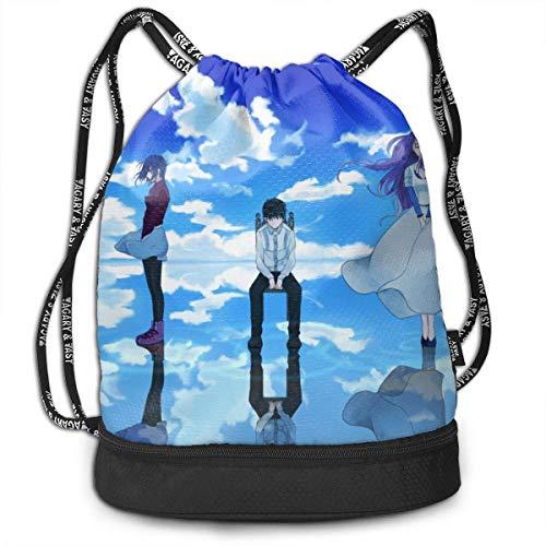 Tokyo Ghoul Drawstring Bag Multifunctional for B-boy