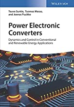 Power Electronic Converters: Dynamics and Control in Conventional and Renewable Energy Applications (English Edition)