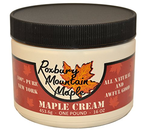 Roxbury Mountain Maple Cream, 16 Ounce