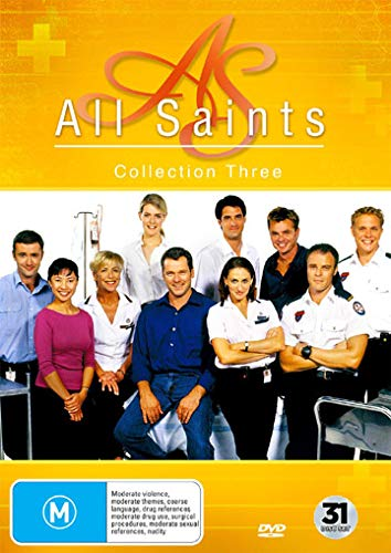 All Saints - Seasons 7-9 - 31-DVD Box Set ( ) [ Australische Import ]