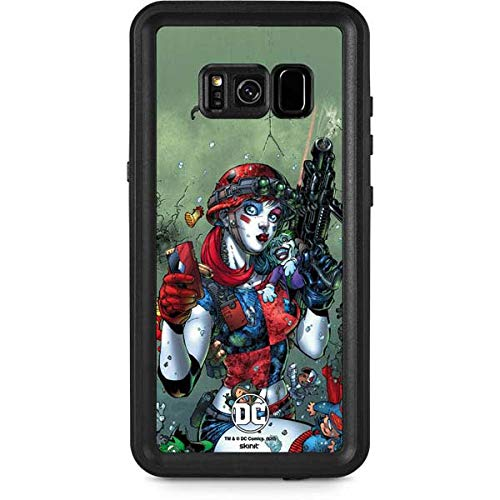 5195Sq+iBBL Harley Quinn Phone Case Galaxy s8 plus