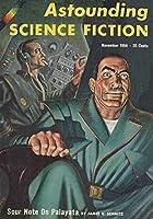 Astounding Science Fiction, November 1956 (Volume LVIII, No. 3) 0202856119 Book Cover