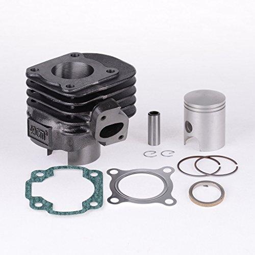 Kit cylindre 50 cc AC Oblique de sortie 12 mm axe de piston Keeway ARN 50–10–12