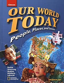 Our World Today: People Places and Issues