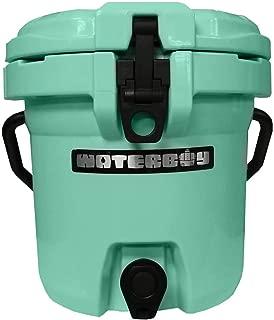 Fatboy 2.5 Gallon Waterboy Water Jug Cooler Seafoam