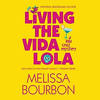 Living the Vida Lola audiobook cover art