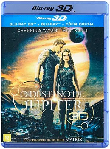 O Destino De Jupiter 3D Combo [Blu-ray]
