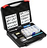 amiciTools 40Pcs, 2 in 1 Wood Burning / Soldering Iron Set With Adjustable