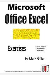 Microsoft Excel Exercises Spiral-bound