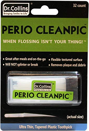 Dr. Collins CleanPic, 32 Count