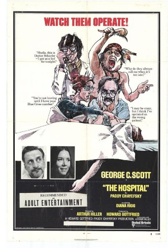 The Hospital [MOVIE POSTER 1 SHEET ADVANCE]