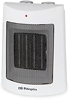 Orbegozo CR 5013 Calefactor Cerámico, 1500 W, Color blanco