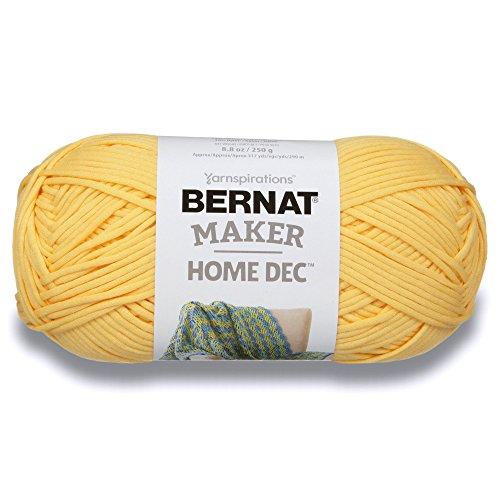 Bernat Maker Home Dec Yarn, 8.8oz, Guage 5 Bulky Chunky, Gold