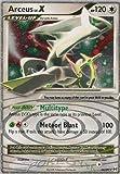 Pokemon - Arceus LV.X (95) - Arceus - Holofoil