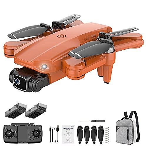 BBDA L900 Pro GPS 4 K Professionale 5G WIFI FPV Drone Brushless Motore Quadcopter Ad Alta Definizione Doppia Fotocamera 1.2 km Lunga Distanza, arancione
