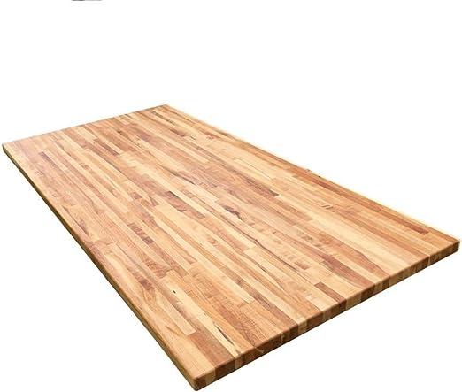 1.5 x 12 x 48 Forever Joint Hard Maple Butcher Block Shelf//Bar Top