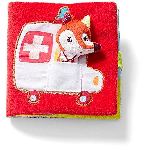 LILLIPUTIENS 86830 Alice Doktor Stoffbuch