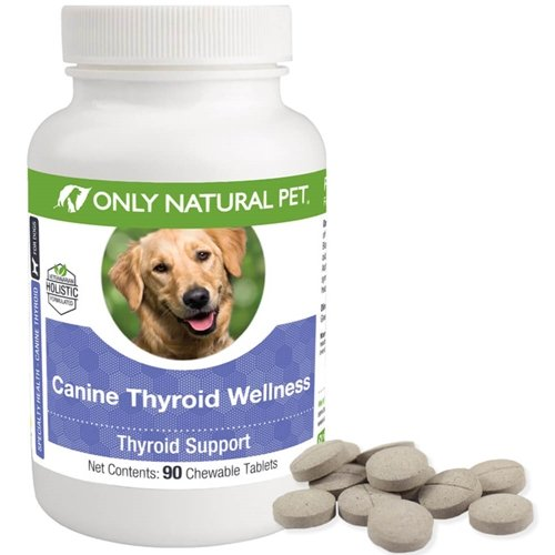 Top 10 best selling list for natural thyroid supplement for dogs