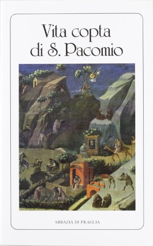 Vita copta di San Pacomio