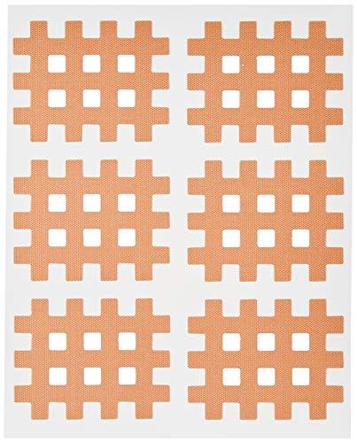AcuTop Typ B Gittertape, 120 Stück, Akupunktur Pflaster, Gitterpflaster