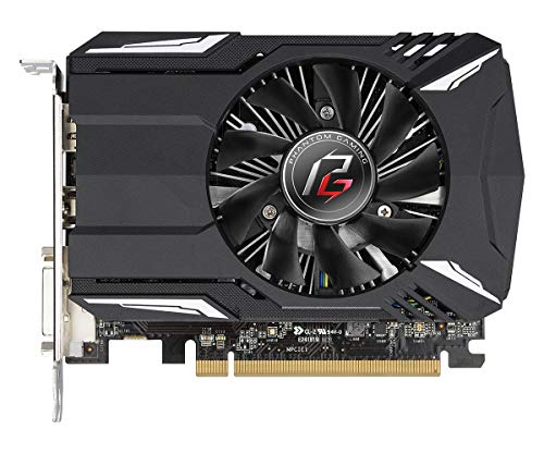 Asrock PCIe RX 550 G Phantom Gaming G 2G DDR5 D/H/DP