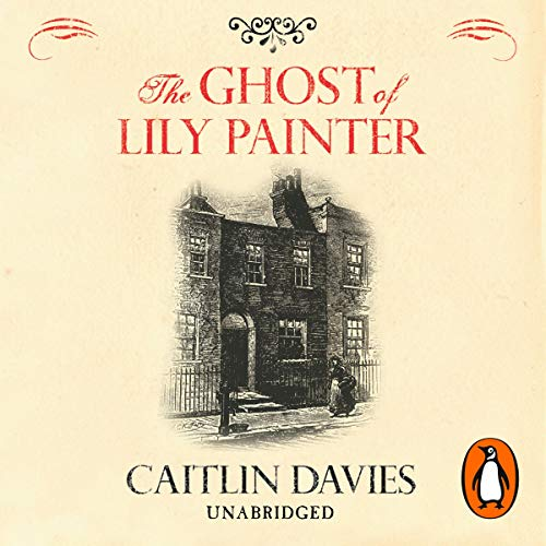 The Ghost of Lily Painter audiobook cover art