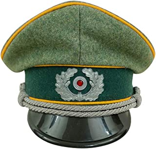 ww2 german visor cap