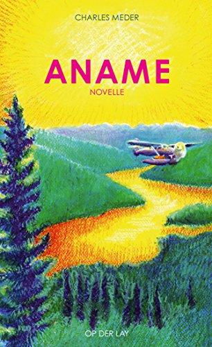 Aname: Novelle (German Edition)