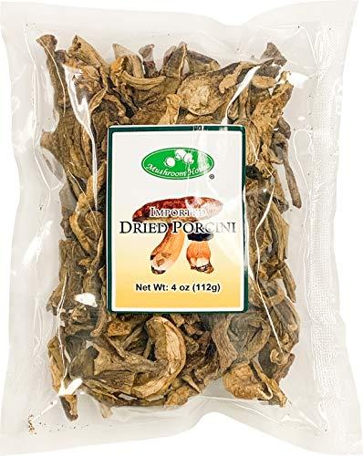 Mushroom House Dried Porcini Mushrooms, 4 oz