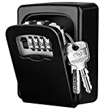 [Wandmontage] Schlüsseltresor, Diyife® Kombinationsschlüssel Safe Speicher Verschluss Kasten für...