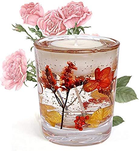 ZHANG Velas Perfumadas, Cera de Soja Sin Humo, Conjuntos de Regalos de Aromaterapia de Gran Tamaño para El Día de San Valentín, Baño del Día de La Madre de Cumpleaños,A