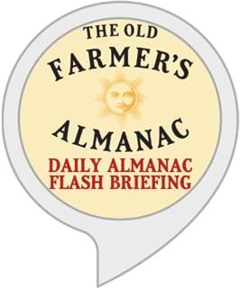 Daily Almanac Flash Briefing