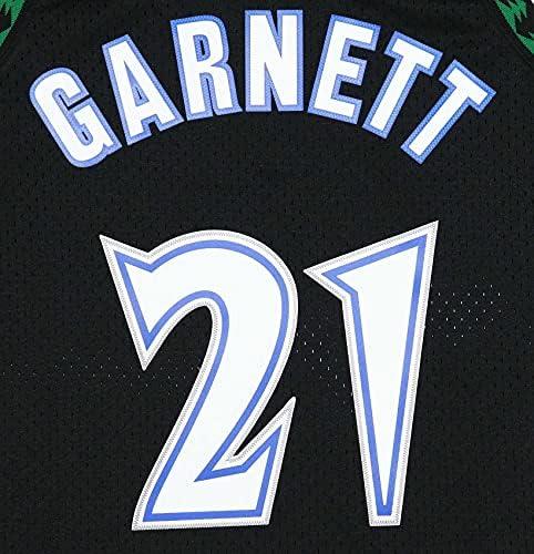 Mitchell & Ness Kevin Garnett Minnesota Timberwolves Swingman Throwback 1997-1998 Replica Jersey